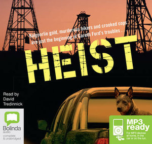 Heist (MP3) - Robert Schofield