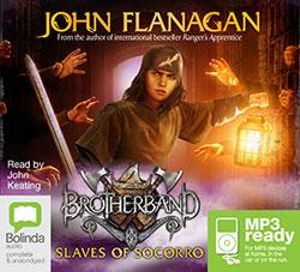 The Slaves Of Soccoro (MP3) : Brotherband #4 - John Flanagan