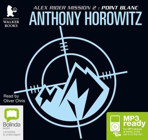 Point Blanc (MP3) - Anthony Horowitz
