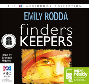 Finders Keepers (MP3) - Emily Rodda