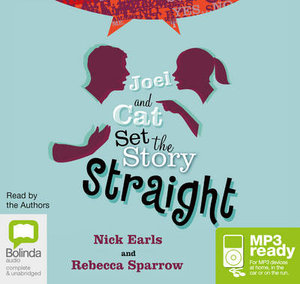 Joel And Cat Set The Story Straight (MP3) - Rebecca Sparrow