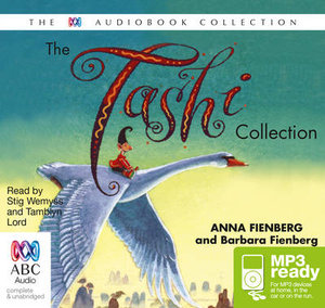 The Tashi Collection (7 In 1) (MP3) - Anna Feinberg