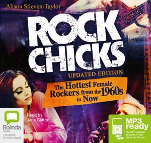 Rock Chicks (MP3) - Alison Stieven-Taylor