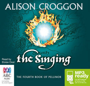 The Singing (MP3) - Alison Croggon