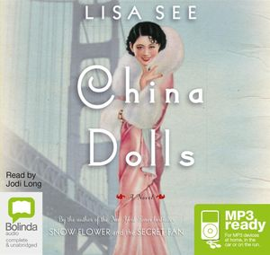 China Dolls (MP3) - Lisa See