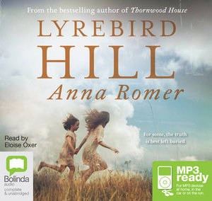 Lyrebird Hill (MP3) - Anna Romer