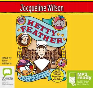 Hetty Feather (MP3) : Hetty feather #1 - Jacqueline Wilson
