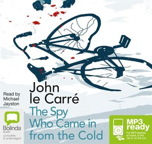 The Spy Who Came In From The Cold (MP3) - John Le Carre