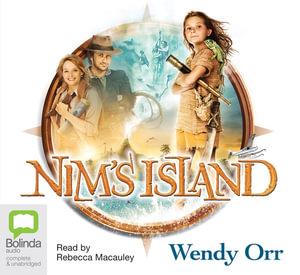 Nim's Island (MP3) - Wendy Orr