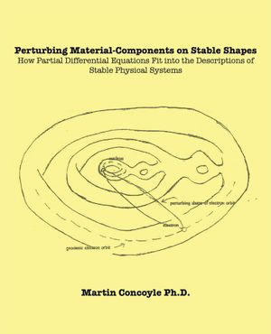 Perturbing Material-Components on Stable Shapes : How Partial Differential Equations Fit Into the Descriptions of Stable Physical Systems - Martin Concoyle Ph. D.