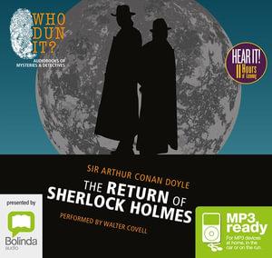 The Return Of Sherlock Holmes (MP3) - Arthur Conan Doyle