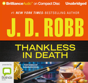 Thankless in Death : In death #37 - J. D. Robb