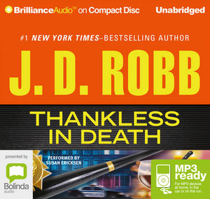 Thankless In Death (MP3) - J. D. Robb