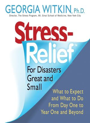 Stress Relief for Disasters Great and Small : What to Expect and What to Do from Day One to Year One and Beyond - Georgia Witkin, PhD