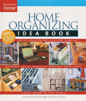 Home Organizing Idea Book