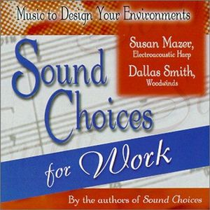 Sound Choices for Work : Music to Design Your Environments - Susan Mazer