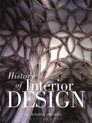 History of interior design jeannie ireland for Interior design history books