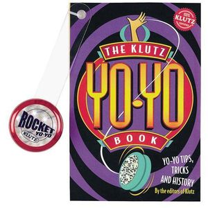 The Klutz Yo-Yo Book with Toy : Klutz Series - Editors of Klutz