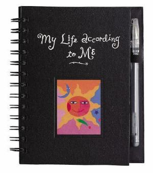 My Life According To Me [Journal with Pens/Pencils] : Klutz Chicken Socks Series - Klutz