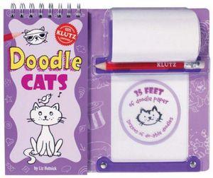 Klutz : Doodle Cats : Klutz - Liz Hutnick