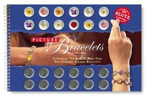 Klutz : Picture Bracelets with Sticker and Other - Sherri Haab