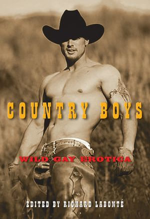 Country Boys : Wild Gay Erotica - Richard Labonté