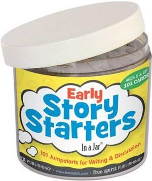Early Story Starters in a Jar - Free Spirit Publishing