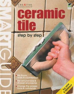 Ceramic Tile : Step by Step - Fran Donegan