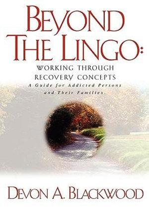 Beyond The Lingo Devon A Blackwood