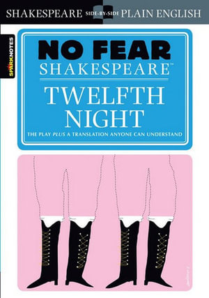 Twelfth Night (No Fear Shakespeare Series) - William Shakespeare