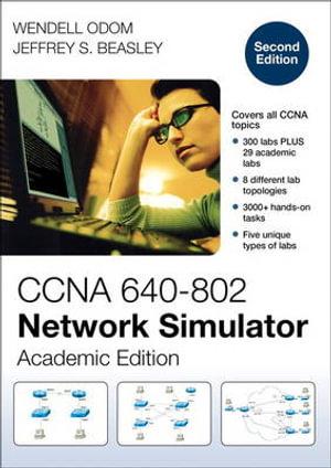 CCNA 640-802 Network Simulator - Wendell Odom