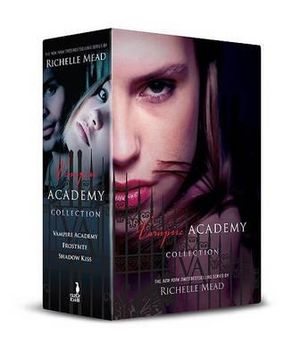 Vampire Academy Series By Richelle Mead