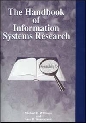 The Handbook of Information Systems Research - Michael Whitman