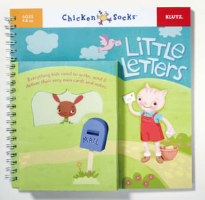 Little Letters : Klutz Chicken Socks Series - Klutz