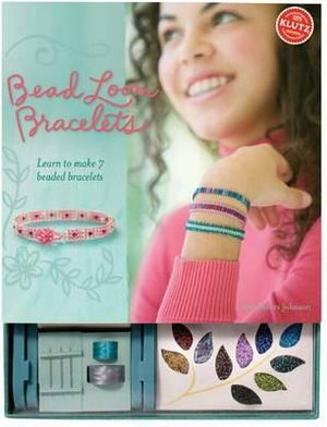 Bead Loom Bracelets Anne Akers Johnson