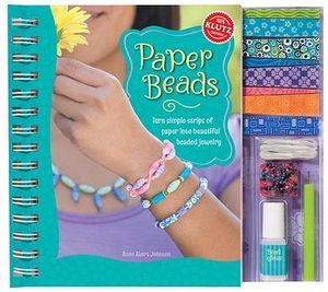Klutz : Paper Beads - Anne Akers Johnson