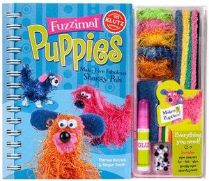 Fuzzimal Puppies - Theresa Hutnick