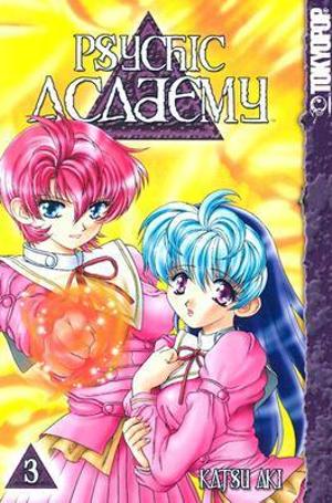 Psychic Academy: v. 3 Katsu Aki