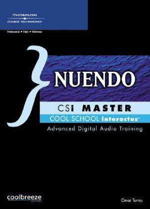 Nuendo Csi Master - P Torres