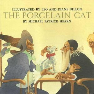 The Porcelain Cat - Michael Patrick Hearn