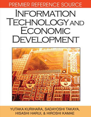 Information Technology and Economic Development - Yutaka Kurihara