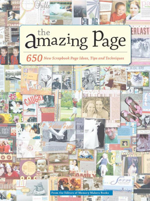 The Amazing Page - Editors of Memory Makers