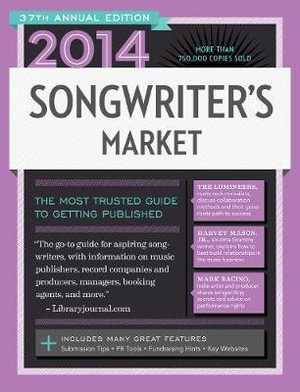 2014 Songwriter's Market : Songwriter's Market - James Duncan