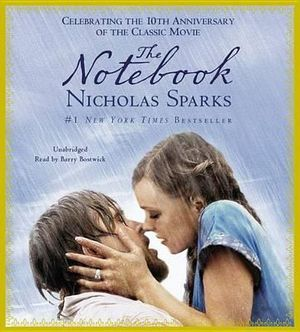 book review the notebook nicholas sparks