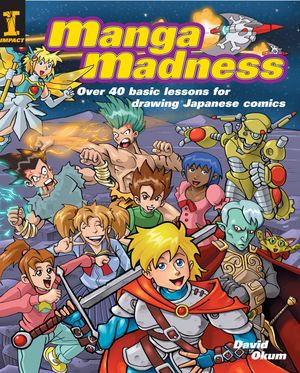 Manga Madness - David Okum