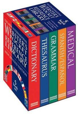 Webster's 5 Vol Desk Reference Library : 2014 Edition - Standard International Media