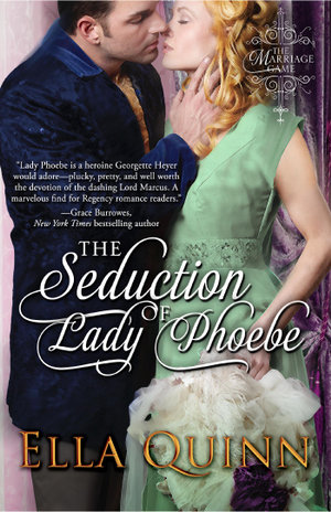 The Seduction of Lady Phoebe - Ella Quinn