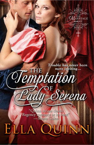 The Temptation of Lady Serena - Ella Quinn