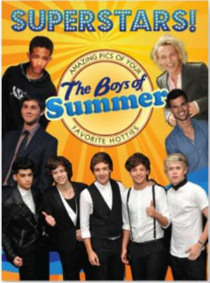 Superstars! One Direction : Back for More - Superstars!