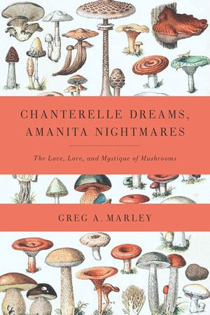 Chanterelle Dreams, Amanita Nightmares : The Love, Lore, and Mystique of Mushrooms - Greg Marley